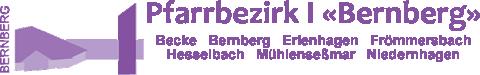 Logo Bernberg mit Text